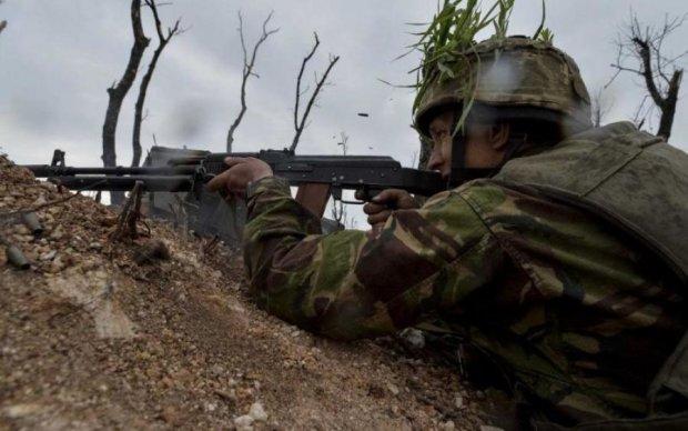 Відео запеклого бою на Донбасі злили в мережу