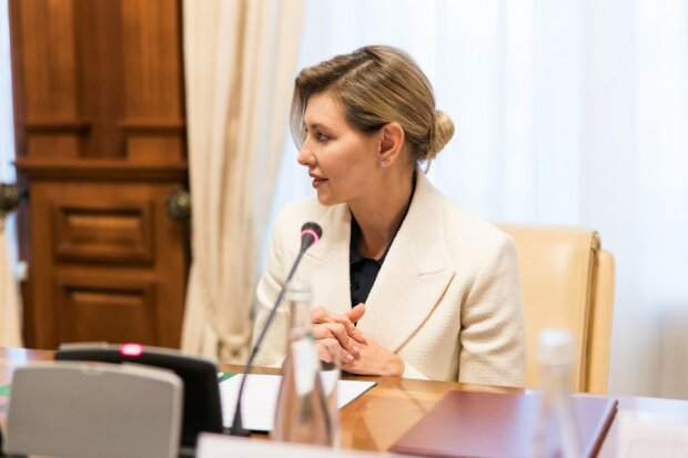 Елена Зеленская, фото president.gov.ua
