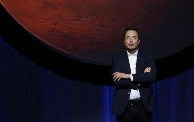 Маск тайно встретился с учеными из-за Марса