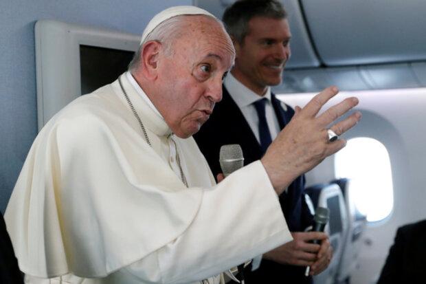 Папа Римський Франциск, фото: Reuters