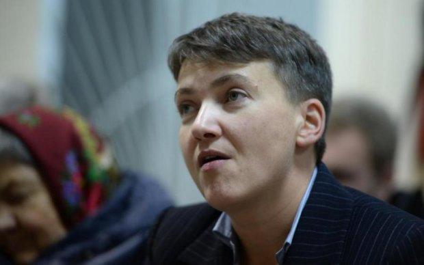 Савченко решила подлизаться к Зеленскому