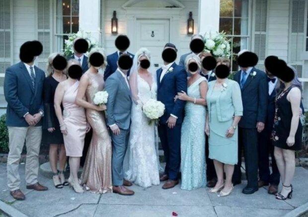 Весілля, фото з соцмереж