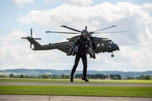 Реактивные ранцы появятся на вооружении армии Великобритании, будущее уже наступило