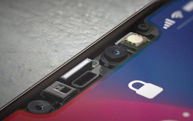 Круче, чем у Apple: Xiaomi показал сканер лица