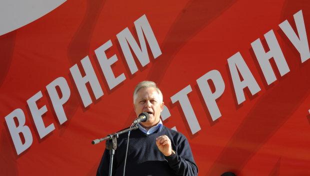 """Комуніст Симоненко збирається повернути в Україну """"совок"""": вгадайте як"""