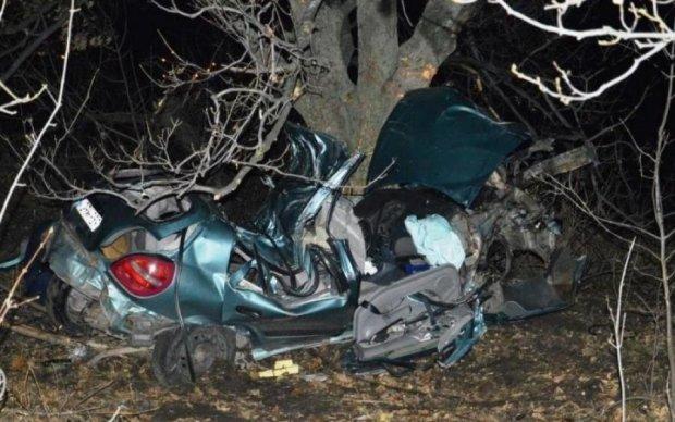 ДТП у Польщі: українець знищив авто та убив людину