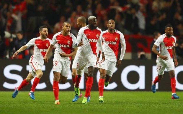 Монако став чемпіоном Франції