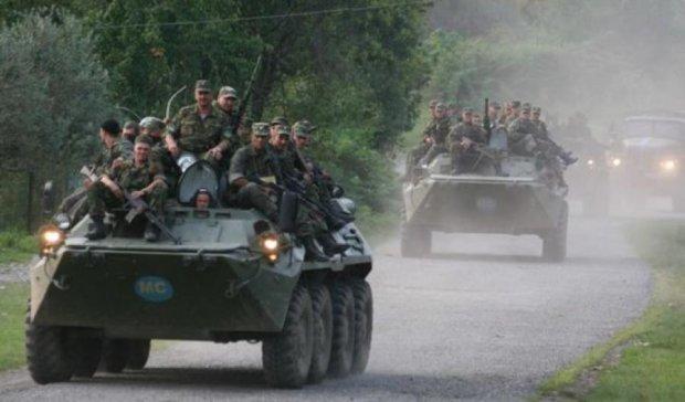 Російські війська раптово заглибилися на територію Грузії