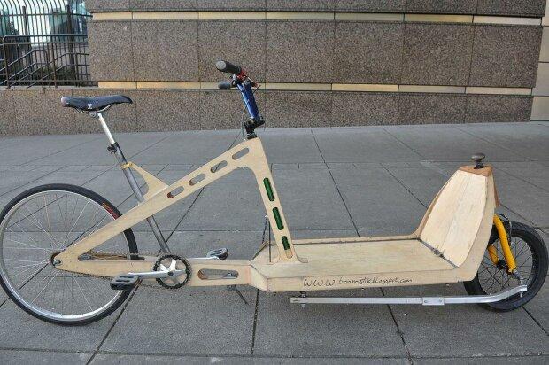 Карго-велосипед