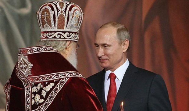"""Патріарх Кирил затвердить """"молитву Путіну"""""""