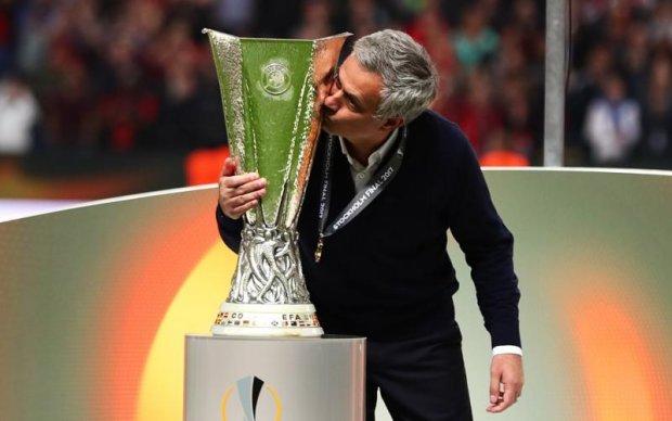 Моурінью: Манчестер Юнайтед досяг мети - повернутися в Лігу чемпіонів