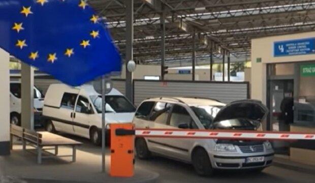 Граница, изображение иллюстративное, кадр из видео: YouTube