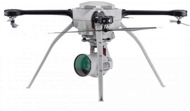 Пожарная служба Манчестера использует дронов с инфракрасной камерой (видео)