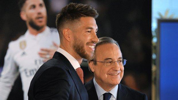 Рамос влаштував розбірки з президентом Реала: ви мені заплатите