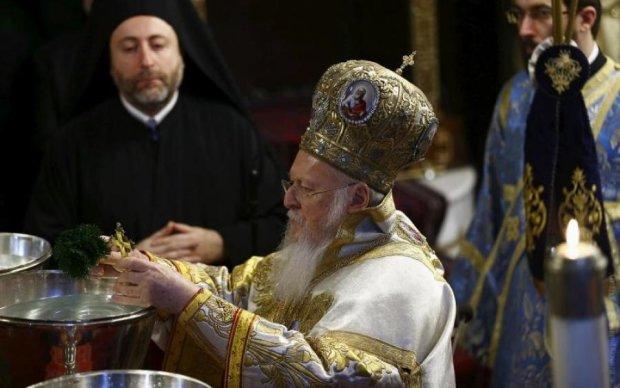 Патриарх Варфоломей поставил на место наглых московских попов