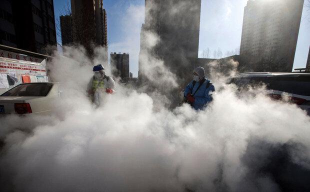 Коронавірус з Китаю, фото: pronedra.ru
