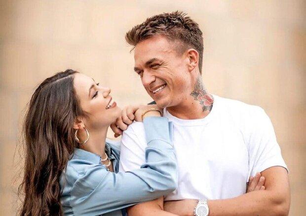 Влад Топалов и Елена Ильиных, фото с Instagram