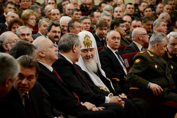 Украинский журналист потроллил патриарха Кирилла: не качественно работает
