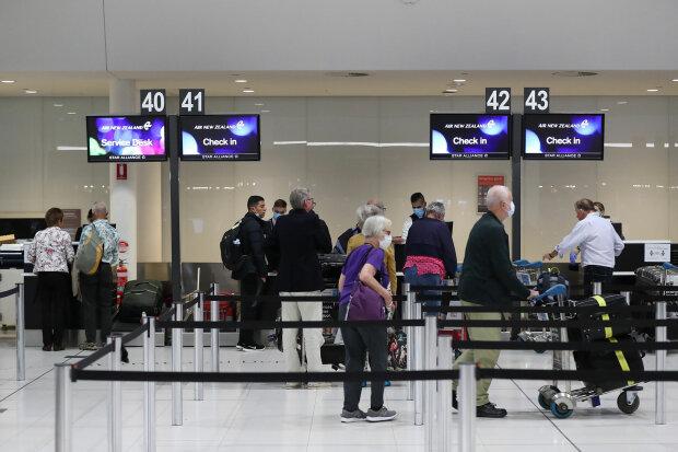 в международном аэропорту, иллюстративное фото Passport Index