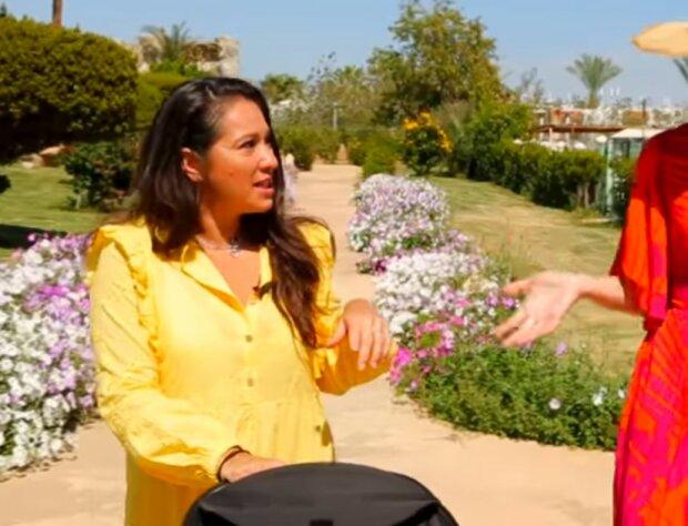 Певица Наталья Карпа сбежала от локдауна с 1,5-годовалым ребенком в Египет: как проходит декрет в all inclusive