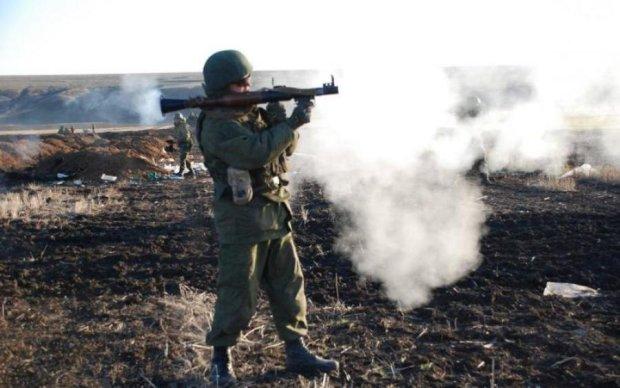 Боевики похвастались масштабной стрельбой на Донбассе
