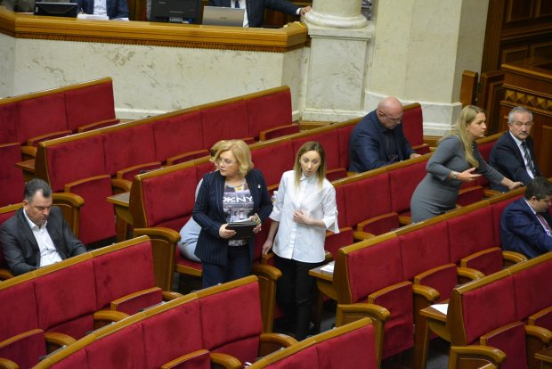Білозір - ягідка знову: кума Президента прийшла в Раду у футболці молодіжного бренду