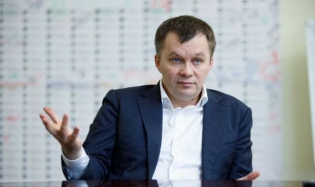 Міністр розвитку економіки, торгівлі та сільського господарства України Тимофій Милованов