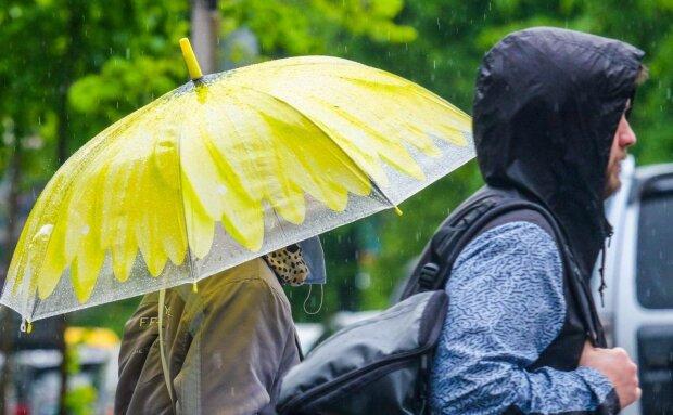 Дождь, фото: Unian
