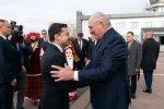 Володимир Зеленський і Олександр Лукашенко, president.gov.ua
