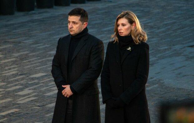 Владимир и Елена Зеленские, фото: Информатор