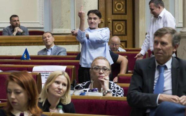 """Савченко и команда """"порвали"""" сеть еще до выборов"""