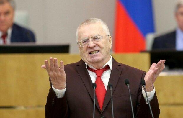 Володимир Жириновський, фото: Федеральне агентство новин