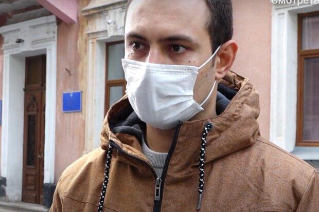 """Тернопільський поліцейський підхопив коронавірус і звинуватив лікарів: """"Кого вони випустили?"""""""