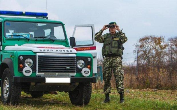 """Украинским пограничникам попался богатый """"интерполовский"""" улов"""