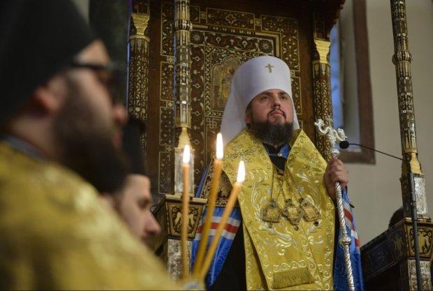 """Православные """"друзья"""" приготовили Епифанию удар в спину: лишен благодати и действия Святого Духа"""