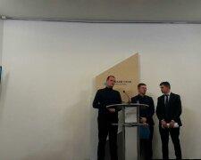 пресс-брифинг на тему нового коронавируса, фото Знай.ua