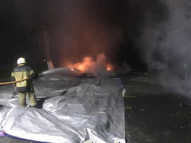 В Ужгороде пожар отобрал детство у маленьких закарпатцев