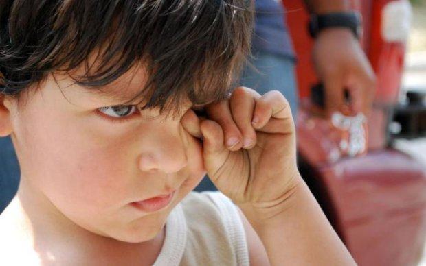 Ребенка похитили прямо из детсада под Киевом