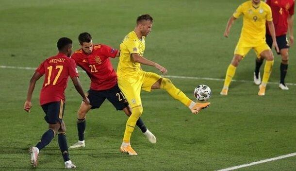 Україна - Іспанія, фото iSport.ua