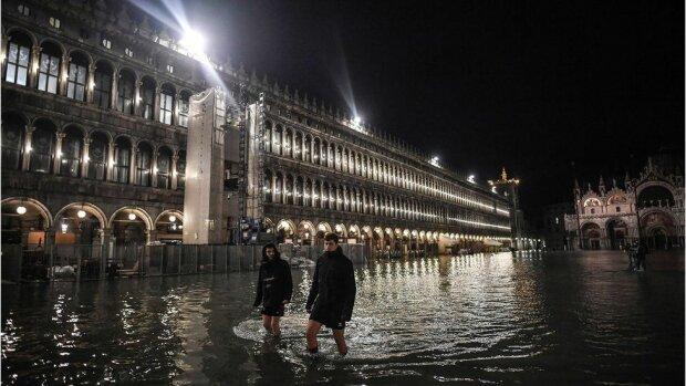 Повені у Венеції, фото: AFP