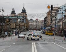 в Киеве перекроют движение траспорта