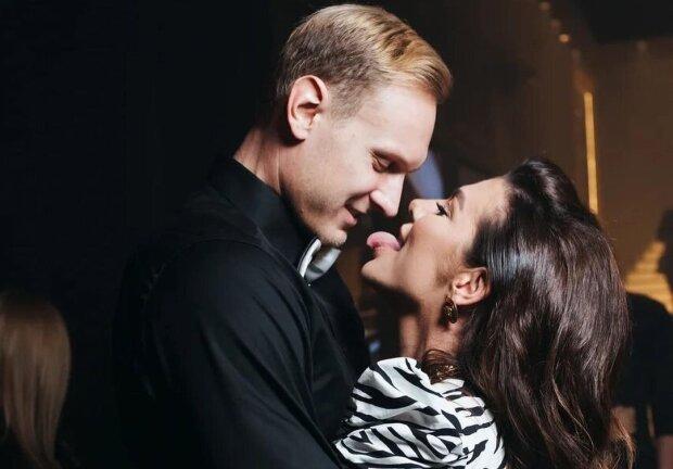 Анна Седокова и Янис Тимма, фото с Instagram