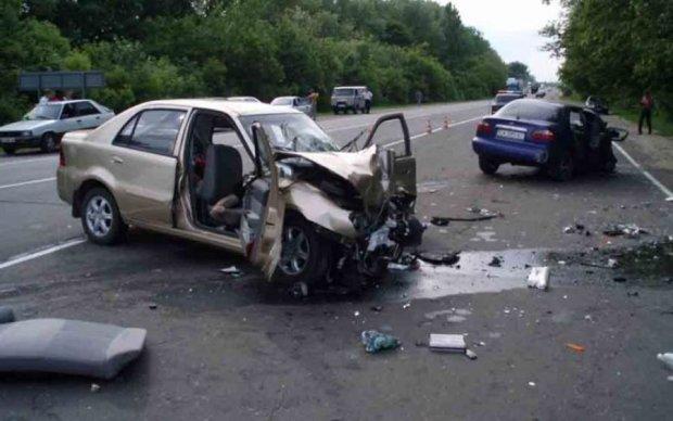 Авто з українськими матросами втрапило в трагічну ДТП