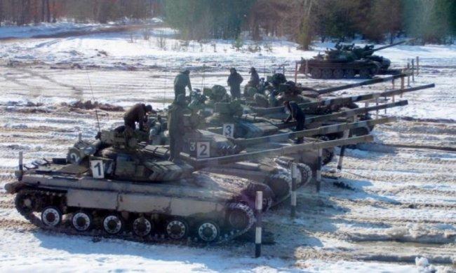 Почалося навчання мобілізованих військовослужбовців