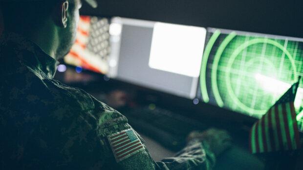 Военные США, фото из свободных источников
