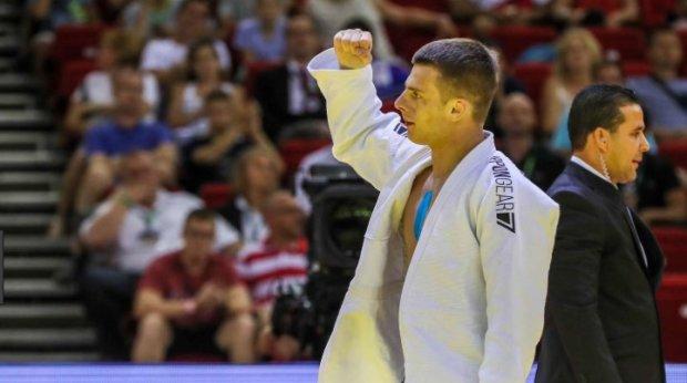 Українець завоював медаль на Гран-прі з дзюдо: неможливо було стримати