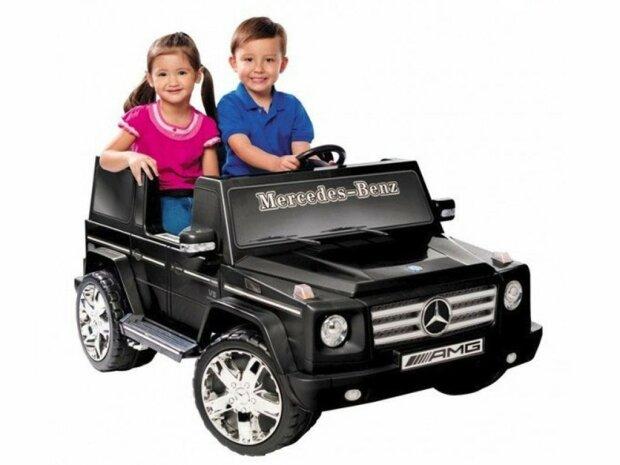 Дитячі електромобілі