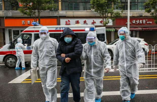 Коронавірус в Китаї, фото з вільних джерел