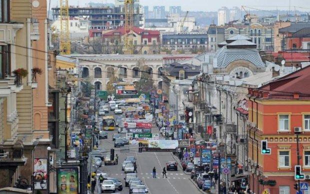 Киевлянка рассказала, как среди бела дня в центре города отбивала японца от полиции