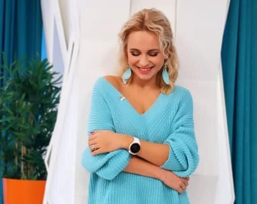 """Черновчанка Лилия Ребрик очаровала украинцев хрупкостью: """"Настроение романтическое..."""""""